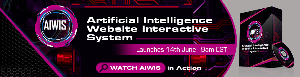 AIWIS launching June 14, 2017